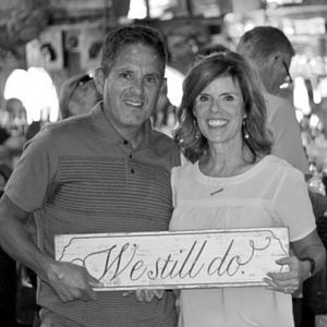 Rob and Teresa, Married