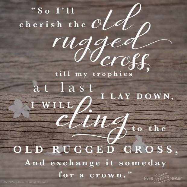 Wonderful 1000 Idées à Propos De Old Rugged Cross Sur Pinterest. I Still Cling U2026