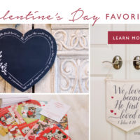 Valentine's Day Favorites + A Giveaway