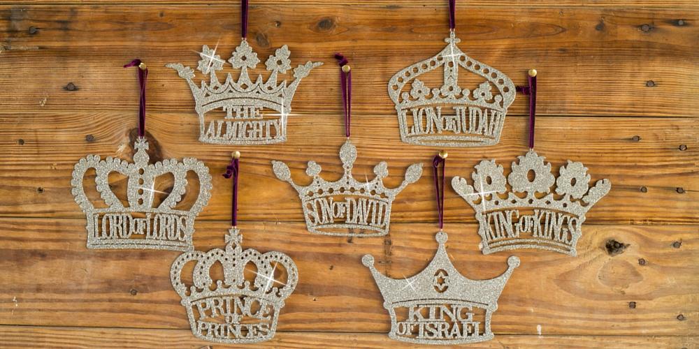 His Royal Names