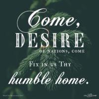 Come, Dear One