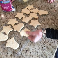 Christmas Cookie Recipe from the Rainey Kitchen