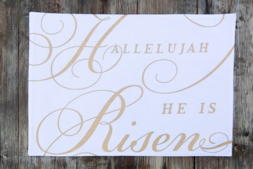 Ever Thine Home Easter Placemats