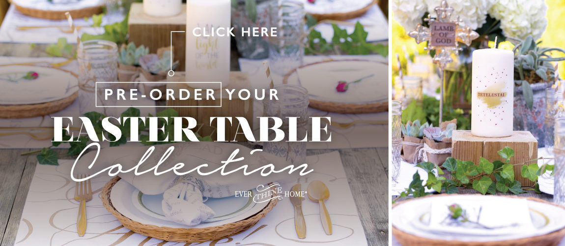 Easter Table Collection