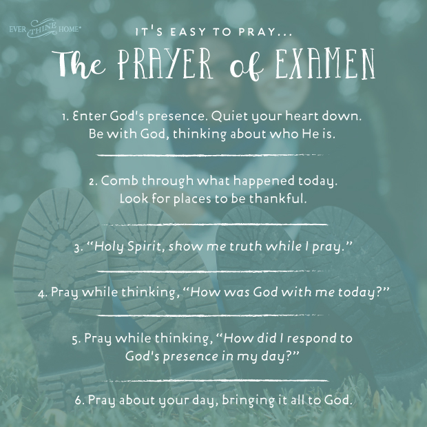 Prayer for Teens - Ever Thine Home
