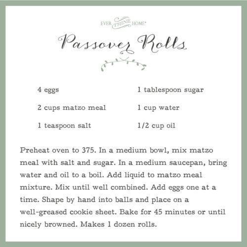 passover-rolls