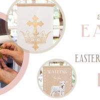 Easter Advent Banner