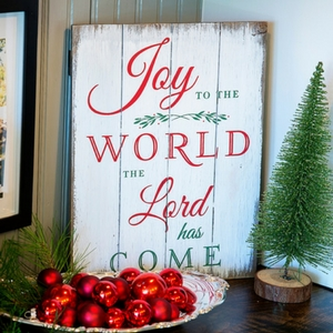Joy to the World Board