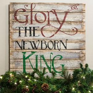 Glory to the Newborn King-Thumbnail