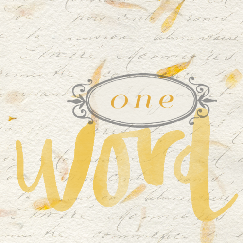 oneword.gold