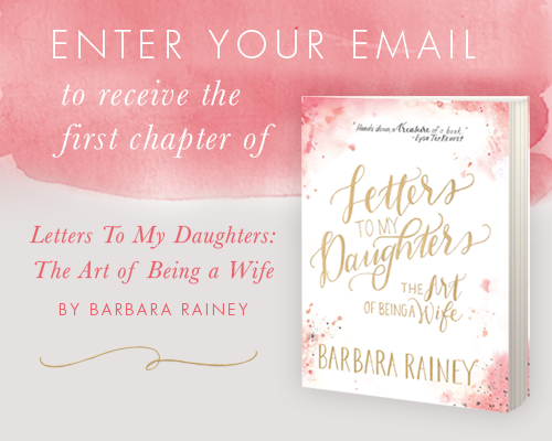 Letters to My Daughters 2016 Preorder offer