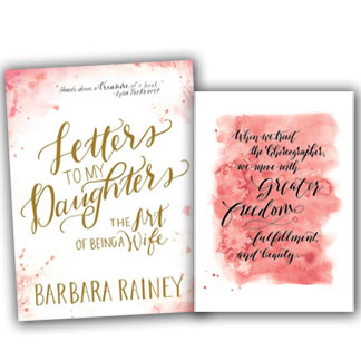 "Limited Time Offer on ""Letters to My Daughters"""