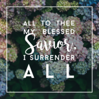 Surrender Is Best For Me