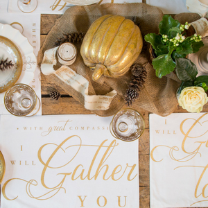 NEW: Gather Me Placemats