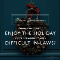 Surviving the Holidays With Your In-laws