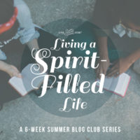 Summer Blog Club