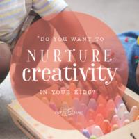5 Ways to Raise Creative Kids