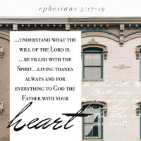Looking for God's Will for Your Life