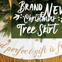 Brand New: Christmas Tree Skirt