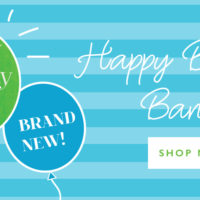 BRAND NEW: Happy Birthday Banner
