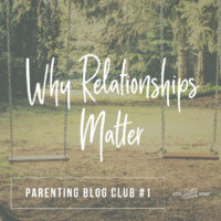 How to Build a Relationship with Your Child