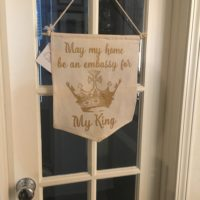 Embassy of the King Banner