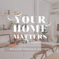 Your Presence Matters