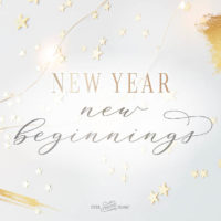 New Year New Beginnings