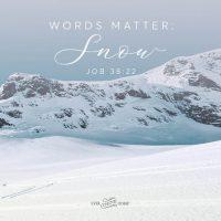 Words Matter: Part 1