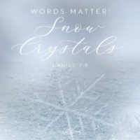 Words Matter – Part 2