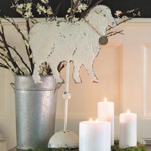 Lamb-header