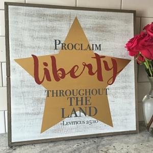 Liberty-Sign